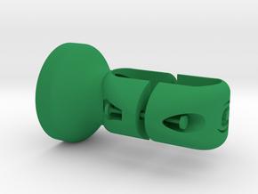 Garmin Edge Varia / Cannondale Slice RS Mount in Green Processed Versatile Plastic