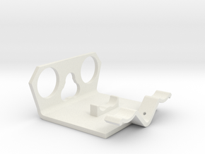 Power Cell Bracket #3 in White Strong & Flexible