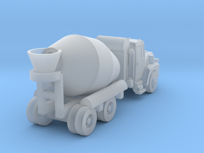 Mack Cement Truck - N scale in Smooth Fine Detail Plastic