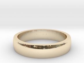 Model-6137452fad50df9461c736dfd153f92a in 14k Gold Plated Brass