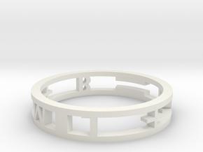 Model-e5d25fd1ca57857b733faad9e1c2a957 in White Natural Versatile Plastic