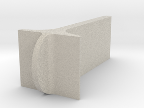 Apple Battery Cover Remover in Natural Sandstone
