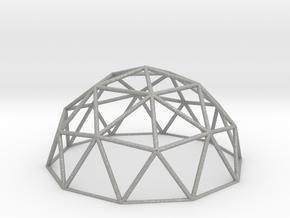 Geodesic Dome in Aluminum