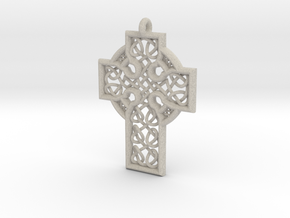 Celtic Cross in Natural Sandstone