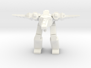 Chimera Hybrid (Alternate pose) in White Processed Versatile Plastic
