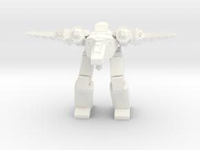 Chimera Hybrid (Alternate pose) in White Processed Versatile Plastic