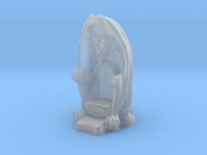 Gargoyle Throne in Smooth Fine Detail Plastic