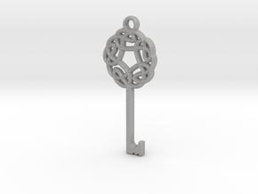 Friggjarlykill #3  - Key of Frigg in Aluminum