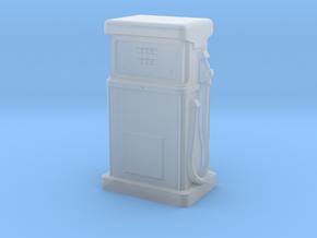 HO/OO Gauge - 1980's Petrol Pump in Smoothest Fine Detail Plastic