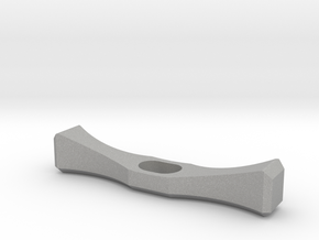 6A Crossguard in Raw Aluminum
