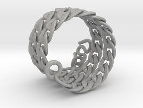 Chunky Chain in Aluminum