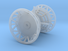 Antenna (1/700) in Smoothest Fine Detail Plastic