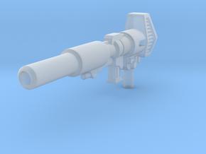 TF Gun OP x1 in Smooth Fine Detail Plastic