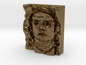 Mutassim Gaddafi : The Warrior in Polished Bronze