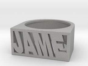[JAME]obli in Aluminum