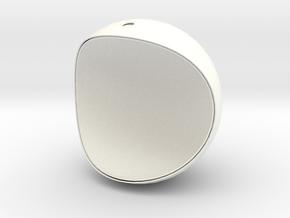LunaLight-D140 in White Processed Versatile Plastic