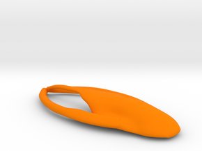 Moya in Orange Processed Versatile Plastic