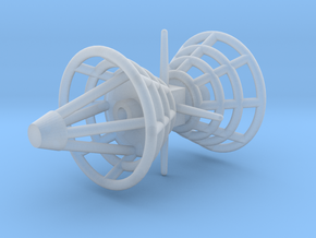 Antenna - Observatory Lower Row V0.2 (1/700) in Smoothest Fine Detail Plastic