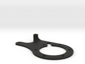 FRS/BRZ/GT86 Cruise Control Bracket in Black Natural Versatile Plastic