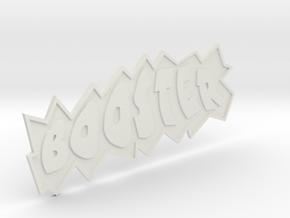 Magnetaufsatz Booster in White Natural Versatile Plastic