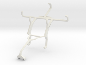 Controller mount for Xbox 360 & Maxwest Astro 3.5 in White Natural Versatile Plastic