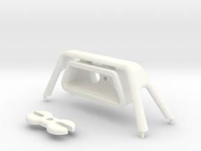 Tamiya Wrangler light bar for hood in White Processed Versatile Plastic