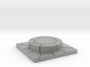 SOL Altar in Metallic Plastic