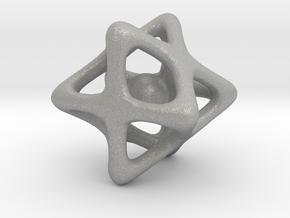 PyraStar pendant with Captive Ball in Aluminum