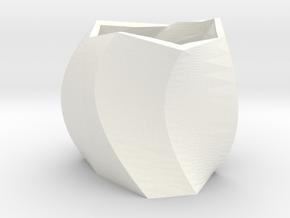 Mug 0.5.3 in White Processed Versatile Plastic