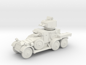Lanchester MkII (15mm) in White Strong & Flexible