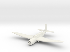 1:144 Vought XTBU-1 'Sea Wolf' in White Natural Versatile Plastic