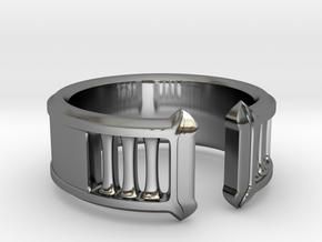 Caduceator in Premium Silver