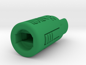 Piston Tool 2012 in Green Processed Versatile Plastic