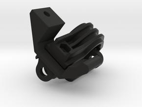 Multistrada Navihalter ZUMO5xx + Zumo 6XX + TOMTOM in Black Natural Versatile Plastic