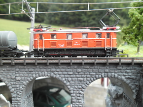 ÖBB 1180 in Spur N in Smooth Fine Detail Plastic
