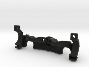 KTM SDR 1290 Adapter Quadlock  in Black Strong & Flexible