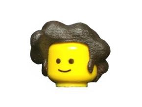 Custom Steven Universe Inspired Lego in White Strong & Flexible Polished