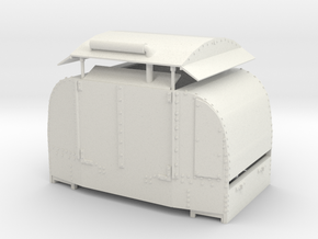 A-1-22-5-protected-simplex1 in White Natural Versatile Plastic