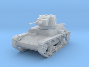 PV72B 7TP Light Tank (1/100) in Frosted Ultra Detail