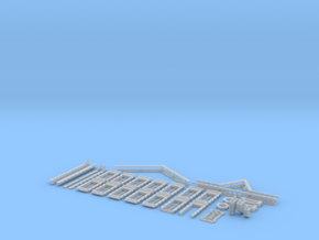 NVPP02b - Suburban house in Smooth Fine Detail Plastic