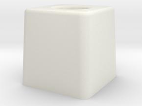 Bang & Olufsen BeoLab / BeoVox Penta Floor Spike in White Natural Versatile Plastic