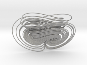 0518 Chen Attractor (10 cm) in Aluminum