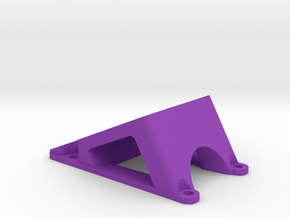 "impulse RC Alien 5"" 25° Camera Mount  in Purple Processed Versatile Plastic"