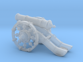 Cannon Detailed  in Smooth Fine Detail Plastic