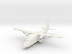 1/200 Short 360, C-23B+, C-23C Sherpa in White Natural Versatile Plastic
