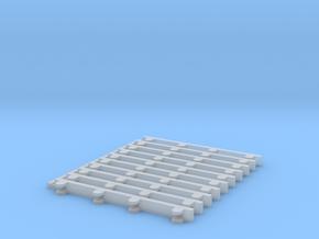 Haspelhalterung für Rietze Haspeln 10 stk. in Frosted Ultra Detail