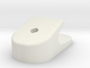 Apple Magic Mouse 2 Charging Dock in White Natural Versatile Plastic