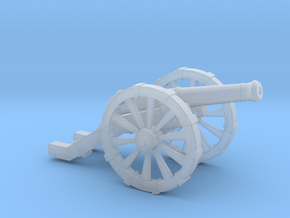 "Cannon French 4 Pound  3"" Long in Frosted Ultra Detail"