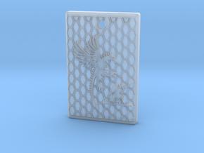 Textured battle in Smoothest Fine Detail Plastic