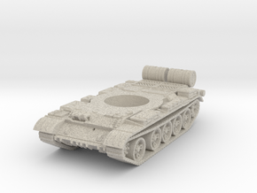 1/56 Scale T-55-3 in Natural Sandstone